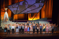 'Peace on Your Wings' musical takes flight