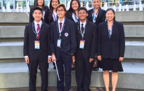 HOSA members take on new challenges and top awards at national conference