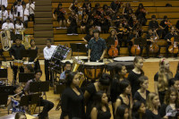 Fall Pops concert pops with sound