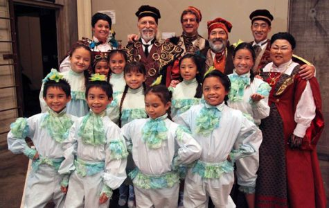 Finding a voice: 'The Magic Flute' features Ishii in chorus