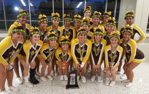 Cheerleaders take MHS spirit to Texas for national championship