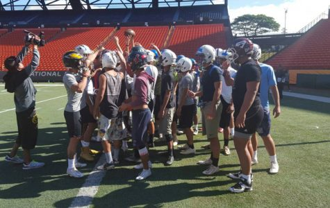 Paradise comes to paradise: Hawaii trumps American Samoa, 47-22, at football classic