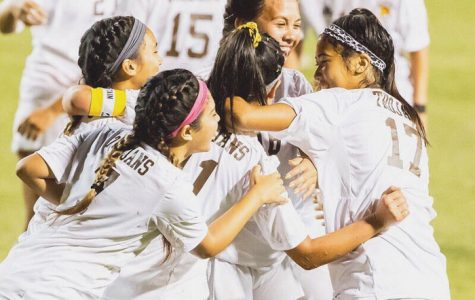 OIA champions, girls varsity soccer scores successful season