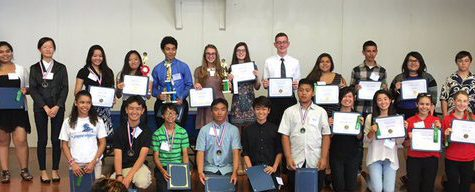 From district to states, Isac advances in science fair