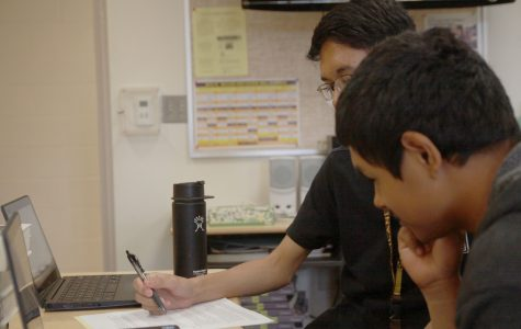 First writing center opens at MHS