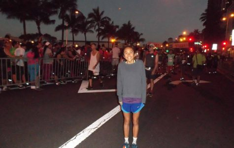 New and old times: Roybal, Gibbs place at Great Aloha Run
