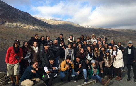 The greats of Europe in 10 days: 33 students immersed in culture