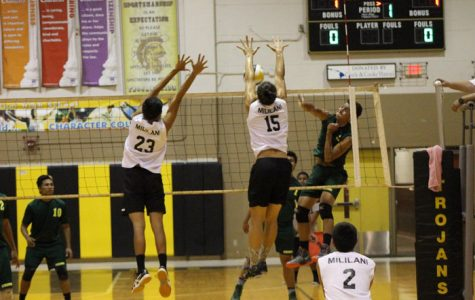 For the love of the game; Liva strikes his way into another volleyball season