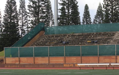 MHS Issues New Home Side Bleachers to Liven Stadium