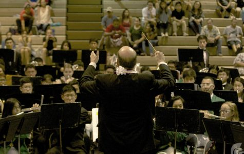 Honor Band, Orchestra Participate In Central District Performances