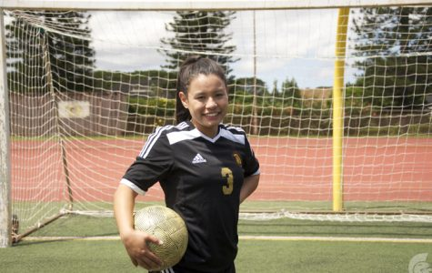 Trojan of the Month: Rodriguez Brings Driven, Positive Mindset to Soccer