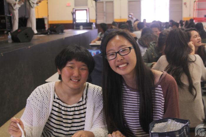 Bridging the Barrier: Fuchu High School Students Participate in MHS Homestay Program