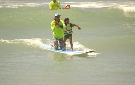 Students Work With Access Surf