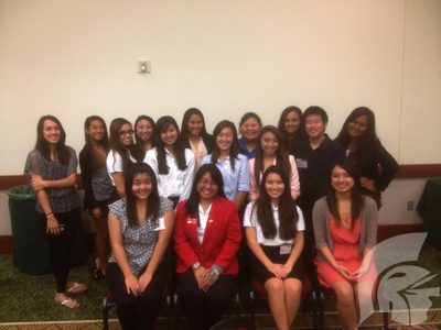 FCCLA triumphs, all 16 students place in categories