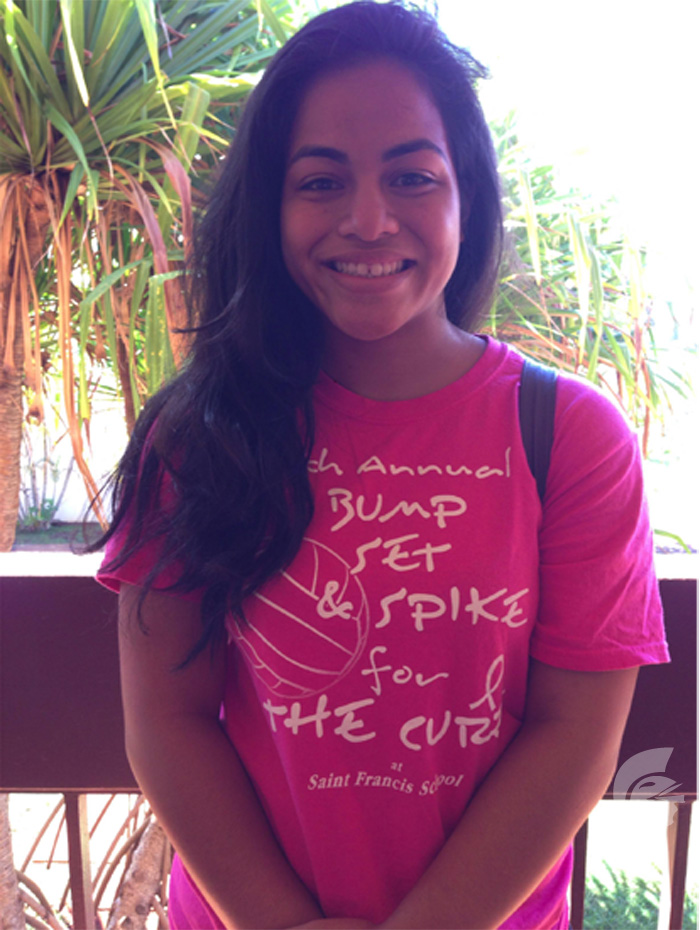Trojan of the Month: Ashlee Vaoifi