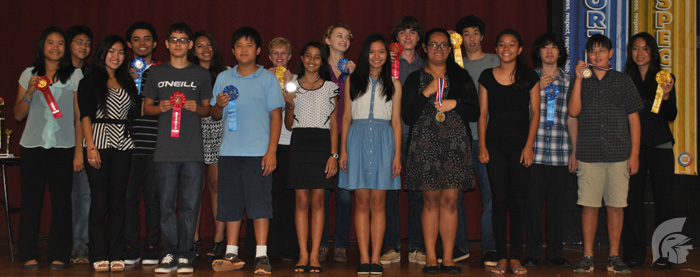 Kinard and Cramer move on from district science fair