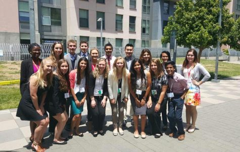 From pencils to scalpels, Lee takes on Berkeley summer program