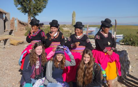 Memories across oceans, Spanish students travel to Peru