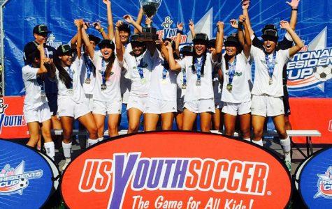 Eyes on the goal, Team Leahi wins National Presidents Cup