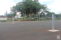 Tennis Courts Revamped
