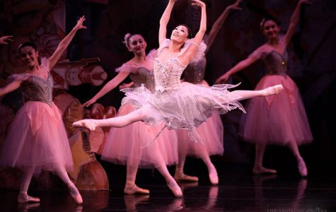 Empting and Oshiro waltz into crowd's hearts in 'The Nutcracker'