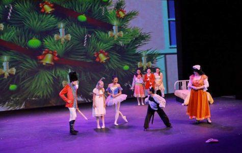 """MHS students star in DITR's 'Nutcracker the Musical"""""""