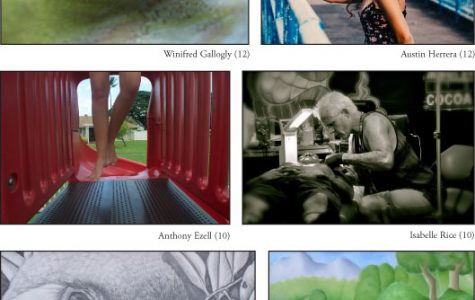 Students nominated for 53rd Regional Scholastic Art Awards