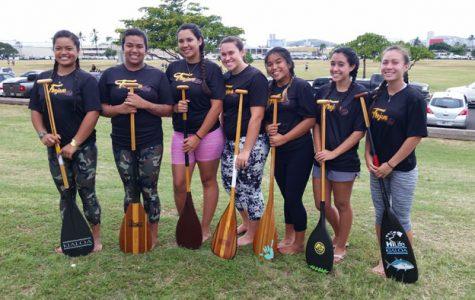 Girls varsity paddling makes history, first MHS semifinalists at states