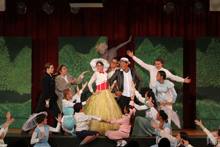 A spoonful of sugar and hard work: CTAA debuts 'Mary Poppins'