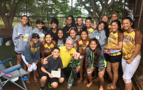 An Act of Kindness: JV Softball Team Honors Mrs. Murphy