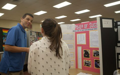 From Bunsen Burners to Boards: MHS Science Fair Highlights Weeks of Research