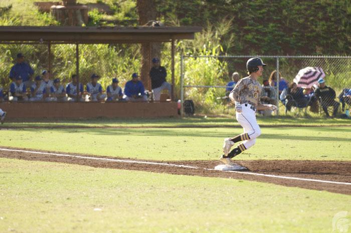 JV Boys Baseball Win OIA Championships After Undefeated Season