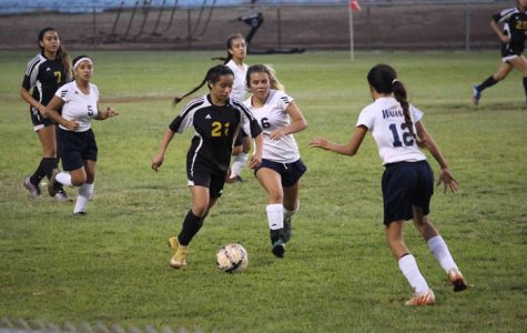 JV Girls Soccer Protect OIA Legacy with 17th Consecutive Win