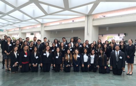 (Photo courtesy of Maria Ana Enza Quimson (12)) For three days and two nights, the students of HOSA prepared and competed on Feb. 22 in their respective competitions. They also had the oppurtunity to listen to healthcare professionals recount their experiences in the field.