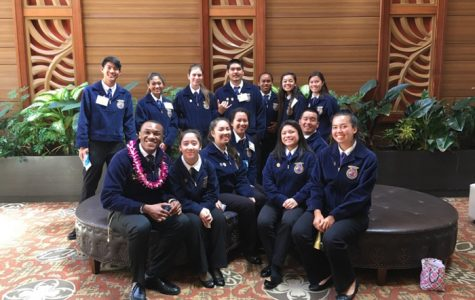 FFA Takes Multiple Wins Home At Kauai State CTSO Competition