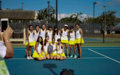 Boys, Girls Varsity Tennis Take OIA Team Championship Titles