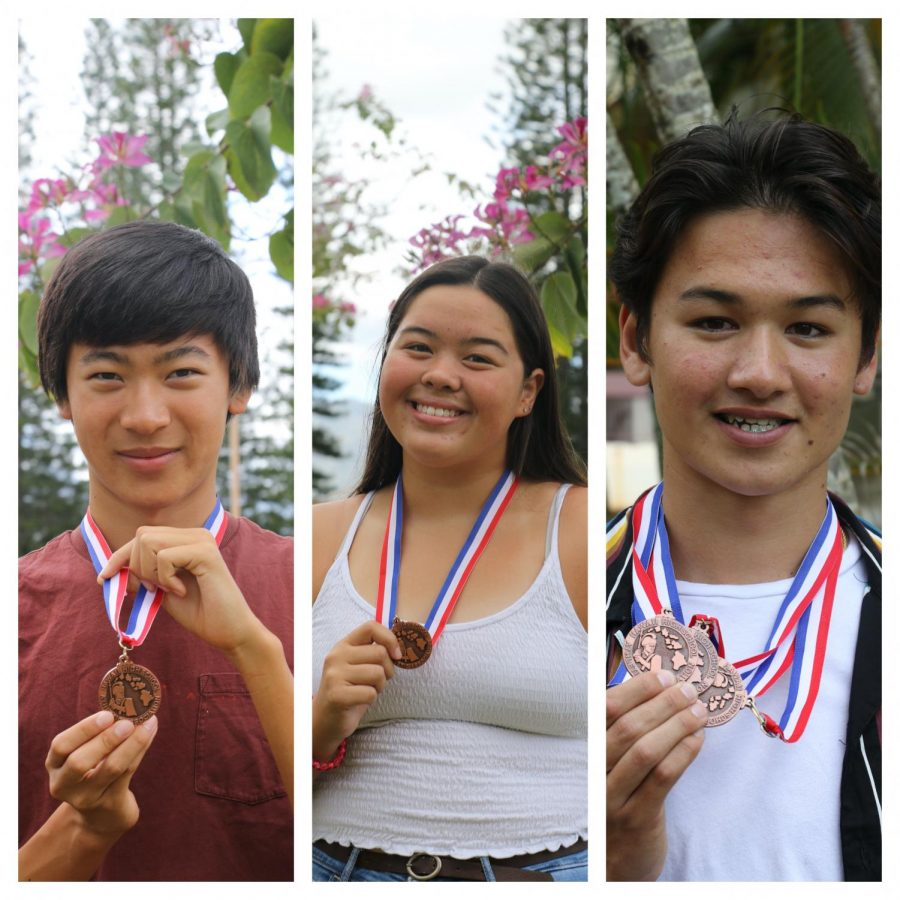 MHS Swim Team Makes a Splash at State Championships