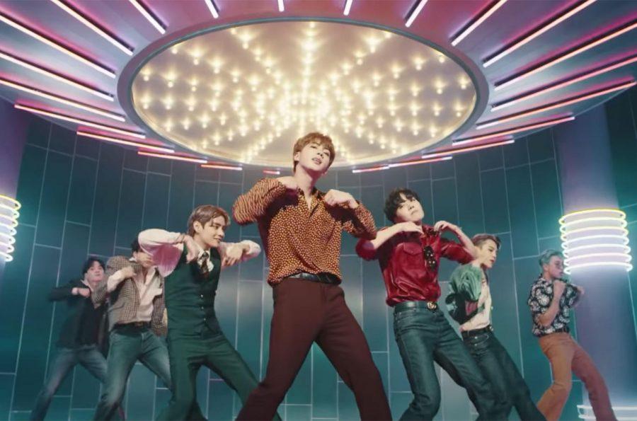 The K-pop group, BTS. (Photo Courtesy: Billboard)